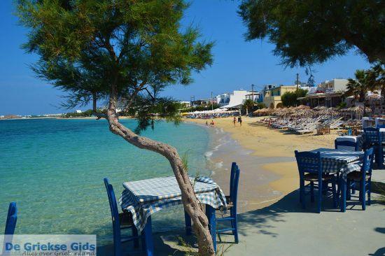 Strand Agia Anna Naxos